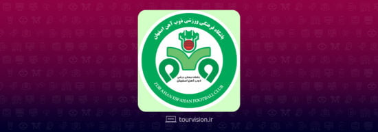 افکت اینستاگرام تیم فوتبال ذوب آهن اصفهان لیگ برتر zobahan esfahan fc instagram