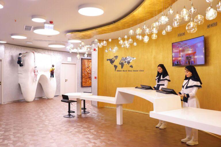 تور مجازی کلینیک دندانپزشکی سیواک شهرک سلامت اصفهان استودیو تورویژن siwak dental clinic isfahan healthcare city